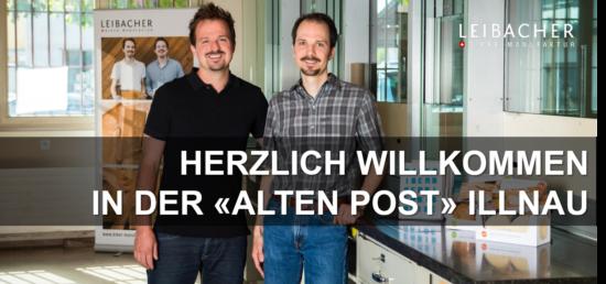 Tag der offenen Tür Illnau Leibacher Biber-Manufaktur