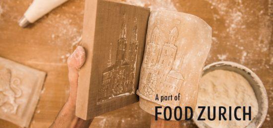 Backkurs und Workshop für Biberli Backen für Familien im Rahmen von Food Zurich