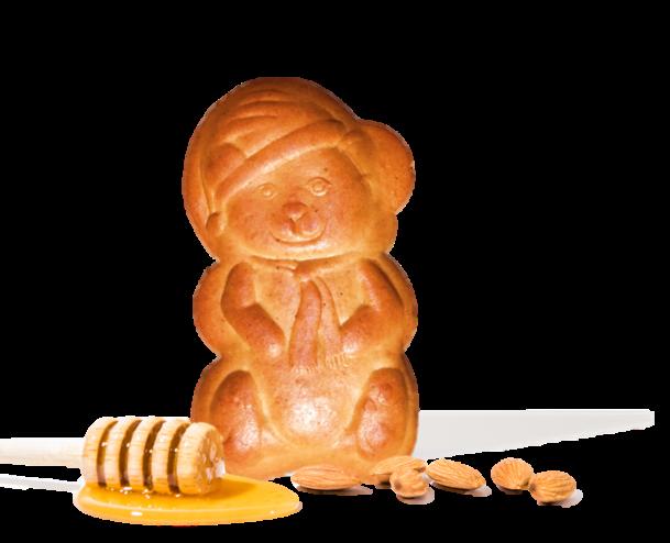 Leibacher_Biber_Honig_M-Figur_Teddy
