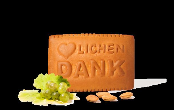 Leibacher Biber vegan Herzlichen Dank